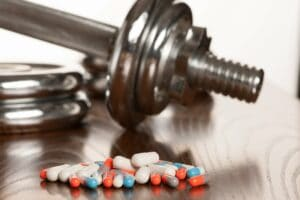 vitamina para ganhar massa muscular