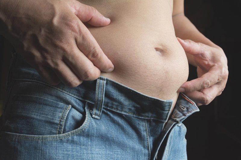 gordura subcutânea