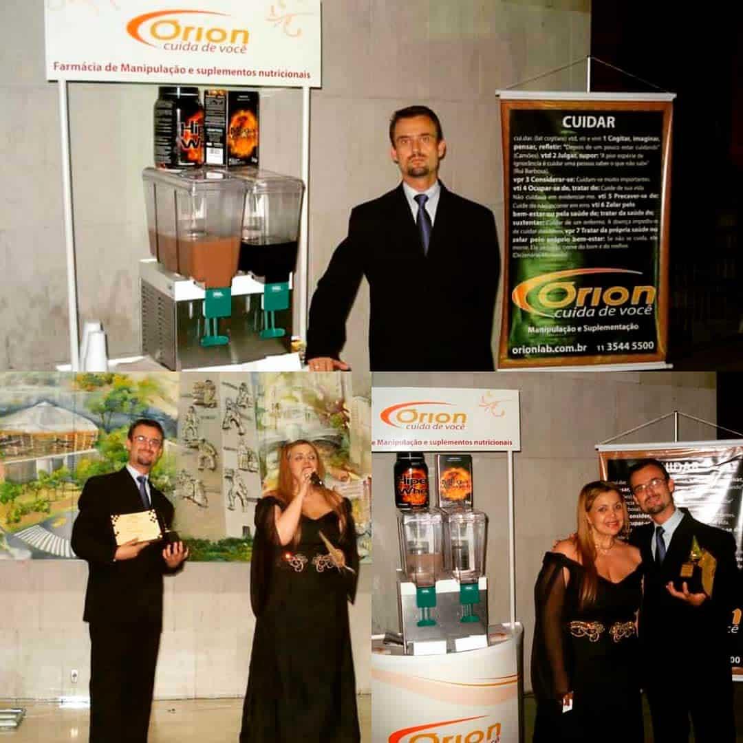 Prêmio Magnífico - Destaque do Ano 2008