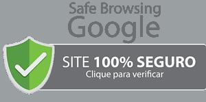 compra segura selo de segurança google